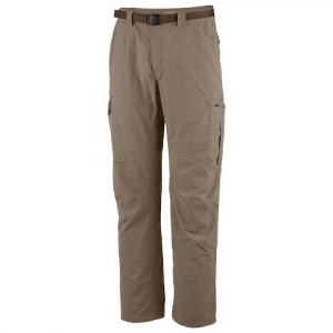 Columbia Men ' S Silver Ridge Cargo Pant - Gravel