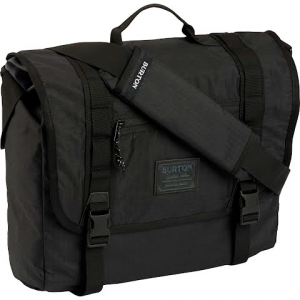 Burton Flint Messenger Bag - True Black Impulse