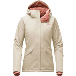The North Face Women ' S Inlux Insulated Jacket - Vintage White