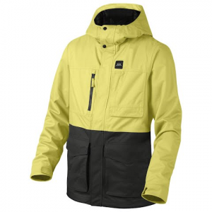 Oakley Men ' S Great Scott Biozone Shell Jacket - 598citrus