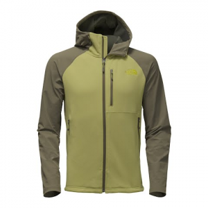 The North Face Men ' S Tenacious Hybrid Hoodie - Iguana Green