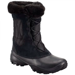 Columbia Women ' S Sierra Summette Iv Winter Boot - Black / Grill