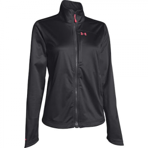 Under Armour Women ' S Flyweight Softshell Jacket - Black