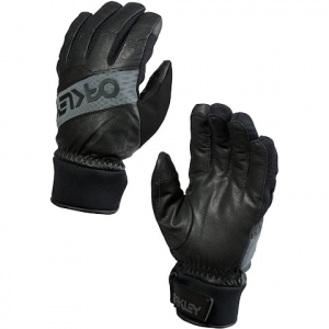 Oakley Men ' S Factory Winter Gloves 2 - Jet Black