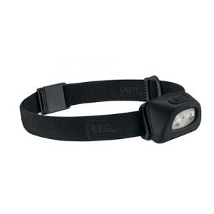 Petzl Tactikka + Rgb Headlamp - Black