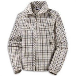 Columbia Women ' S Bybee Babe Jacket - Natural Plaid