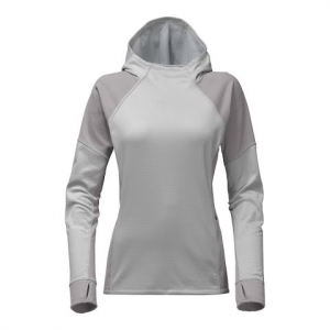 The North Face Women ' S Versitas Pullover Hoodie - Tnf Light Grey