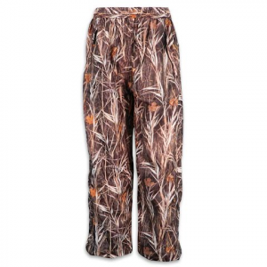 World Famous Men ' S Waterfowler Waterproof Warp Knit Packable Rain Pant – Waterfowl