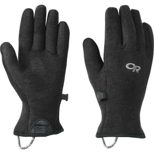 Outdoor Research Women ' S Longhouse Sensor Gloves - Black