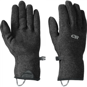 Outdoor Research Men ' S Longhouse Sensor Gloves - Black
