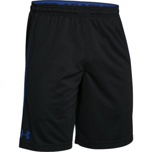 Under Armour Men ' S Tech Short - Black / Royal