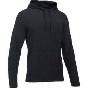 Under Armour Men ' S Ua Coldgear Infrared Fleece Hoodie - Black