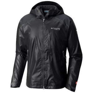 Columbia Men ' S Titanium Series Outdry Ex Diamond Shell Jacket - Black