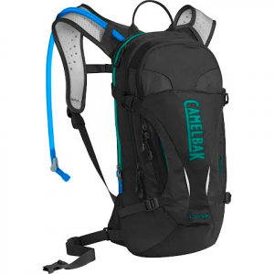 Camelbak Women ' S L . U . X . E . Hydration Pack - Black / Columbia Jade