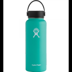 Hydro Flask 40oz Wide Mouth Flask - Mint