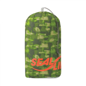Seal Line Blocker Cinch Sack 15 Liter - Green Camo