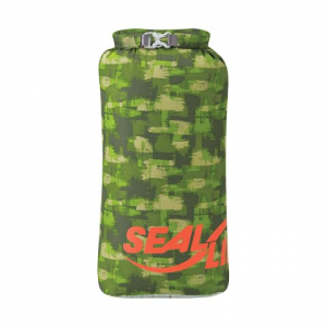 Seal Line Blocker Dry Sack 15 Liter - Green Camo