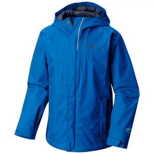 Columbia Boys Youth Watertight Jacket - Super Blue