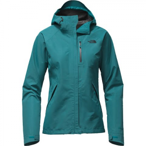 The North Face Women ' S Dryzzle Jacket - Harbor Blue Heather
