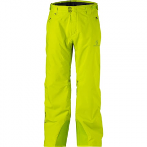 Scott Mens Academy Pant - Lime Punch