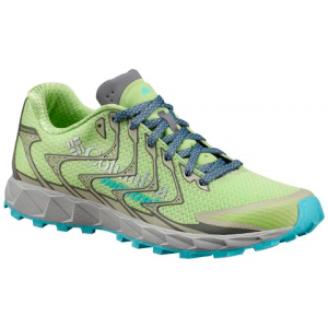 Columbia Women ' S Rogue F . K . T . Ii Trail Running Shoes - Jade Lime / Coastal Blue