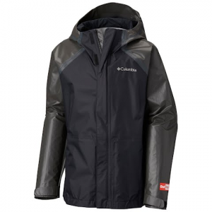 Columbia Youth Outdry Hybrid Jacket - Black