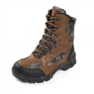 Northside Men ' S Renegade 400 Insulated And Waterproof Hunting Boots – Tan / Camo