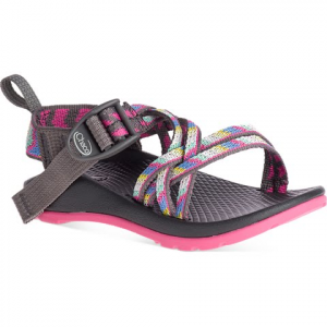 Chaco Youth Zx / 1 Ecotread Sandals - Fletched Pink