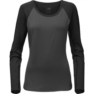 The North Face Women ' S Motivation Long Sleeve Top - Tnf Black