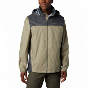 Columbia Mens Glennaker Lake Rain Jacket - Tusk