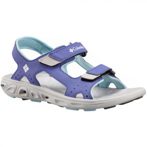 Columbia Youth Techsun Vent Shoes - Purple Lotus / Sky Blue