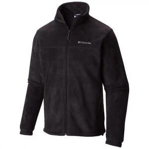 Columbia Men ' S Steens Mountain Full Zip 2 . 0 Jacket - Black