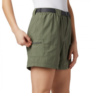 Columbia Women ' S Sandy River Cargo Short ( Plus Sized ) - Cypress