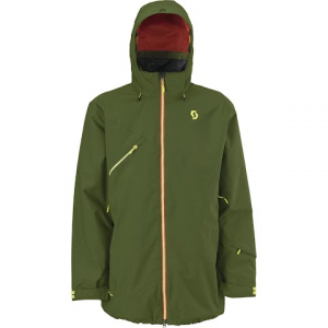 Scott Men ' S Bronxx Jacket - Cypressgreen