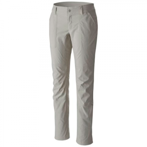 Columbia Women ' S Pilsner Peak Pant - Flint Grey Oxford