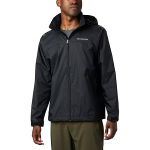 Columbia Men ' S Glennaker Lake Lined Rain Jacket - Carbon