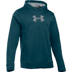 Under Armour Ua Storm Armour Fleece Logo Hoodie - Nova Teal