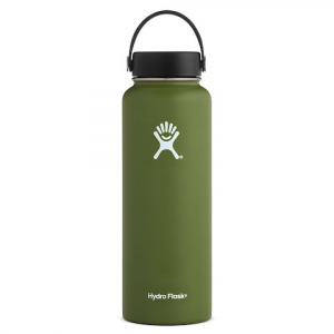 Hydro Flask 40oz Wide Mouth Flask - Olive