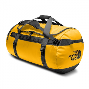 The North Face Base Camp Duffel - Large - Summit Gold / Tnf Black
