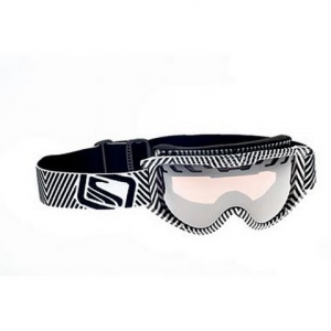 Scott Decree Plus Snow Goggle - Vertigo / Silver Chrome