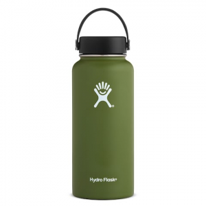 Hydro Flask 32oz Wide Mouth Flask - Olive