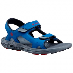Columbia Youth Techsun Vent Shoes - Stormy Blue / Mountain Red
