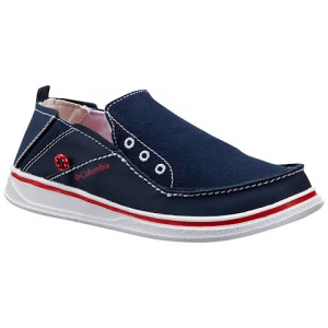 Columbia Youth Boy ' S Bahama Shoe - Collegiate Navy