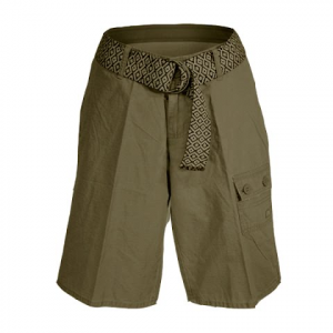 The North Face Women ' S Hammerland Ripstop Short - Cargo Green