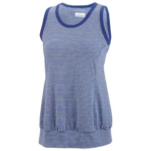 Columbia Women ' S 7 Day Sleeveless Top - Clematis Blue