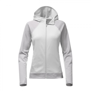 The North Face Women ' S Versitas Full Zip Hoodie - Tnf Light Grey