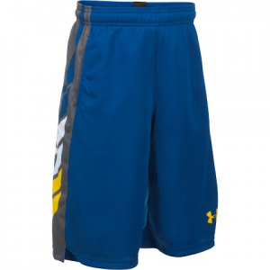 Under Armour Boy ' S Youth Select Basketball Short - Royal / Aluminum