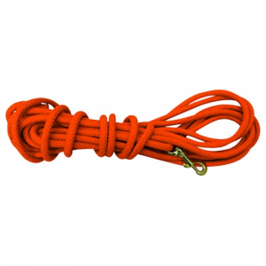 Mud River 20ft Hardhead Check Cord - Orange