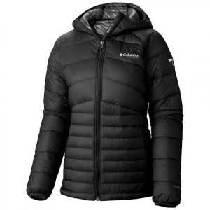 Columbia Women ' S Diamond 890 Turbodown Jacket - Black