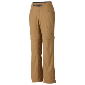 Mountain Hardwear Womens Ramesa Convertible Pant - Dune